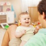 赤ちゃん 声 会話 パパ 話 言葉 声