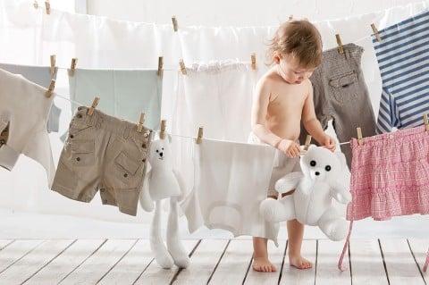 赤ちゃん 洗濯
