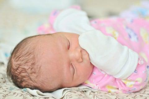 体温 赤ちゃん 低