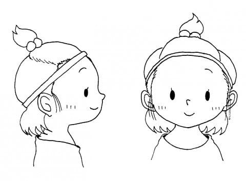 子供 頭の測り方