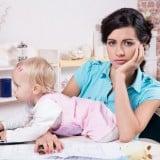 子育て 仕事 両立 パソコン ママ 赤ちゃん