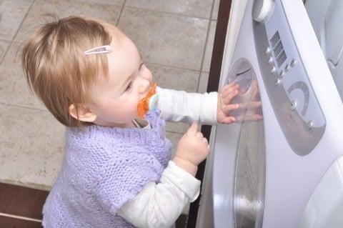赤ちゃん 洗濯機