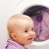 洗濯機 赤ちゃん
