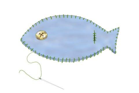 魚フェルト5