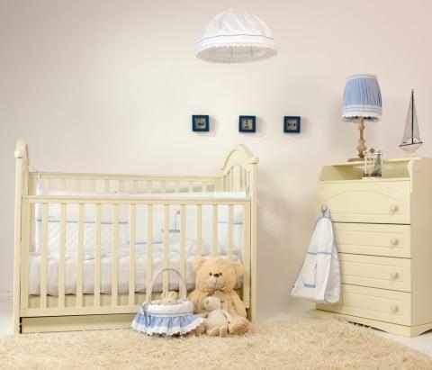 ベビーベッド 子供部屋 布団 赤ちゃん