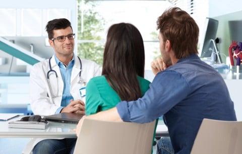夫婦 相談 受診 医師 病院 カウンセリング 不妊