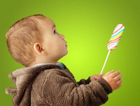 赤ちゃん キャンディ お菓子 おやつ