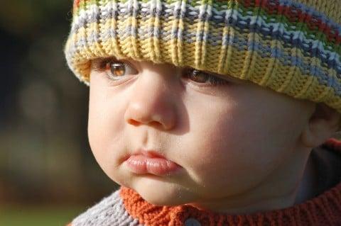 赤ちゃん 鼻 寒い 外