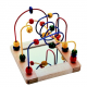 要出典 知育玩具 1歳 0歳 ビーズコースター エド・インター