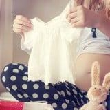 妊婦 出産準備 ベビー服 妊娠