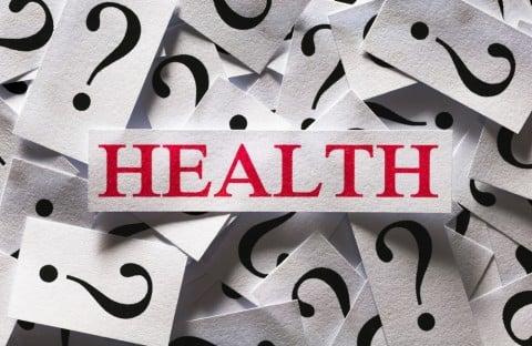 健康 クエスチョン 疑問 体 体調 不調