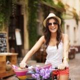 女性 元気 リラックス 健康