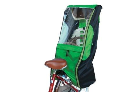 要出典 子供乗せ自転車用レインカバー マルト 後用レインカバー