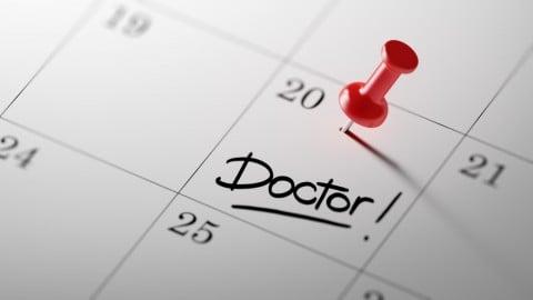 予約 医師 病院 カレンダー スケジュール 判定日 診察日