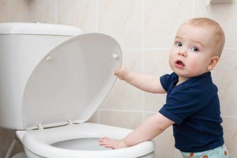 赤ちゃん トイレ 便座