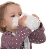 赤ちゃん 牛乳