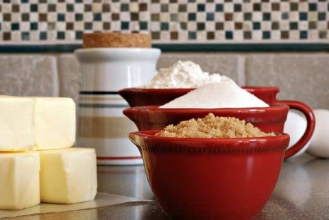 調味料 料理 砂糖 塩 バター 料理