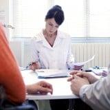 不妊治療 カップル 夫婦 病院 診断 診察 受診