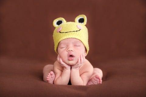 赤ちゃん 新生児 寝る 睡眠