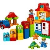 要出典 ブロック おもちゃ レゴ デュプロ みどりのコンテナスーパーデラックス