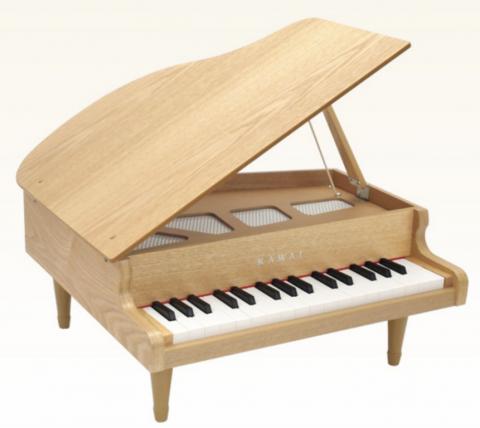要出典 ピアノ おもちゃ KAWAI グランドピアノ ナチュラル