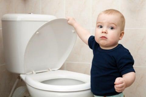 赤ちゃん トイトレ トイレ トレーニング