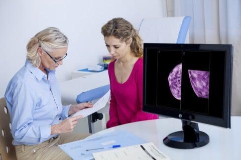 医師 診断 診察 女性 婦人科 病院