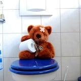 トイレ 便器 便座 トレーニング ぬいぐるみ