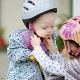 子供 赤ちゃん ヘルメット 兄弟 姉妹