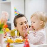1歳 誕生日 ママ 赤ちゃん 離乳食