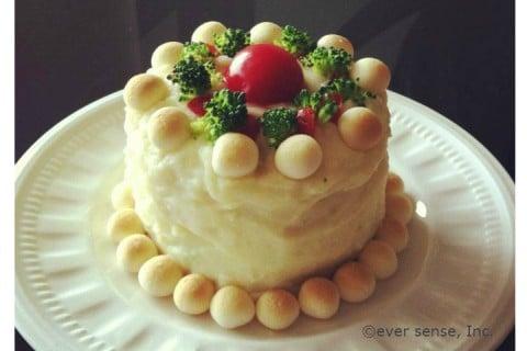 1歳 誕生日 ケーキ 離乳食