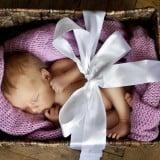 赤ちゃん ギフト プレゼント リボン 妊活 ベビ待ち
