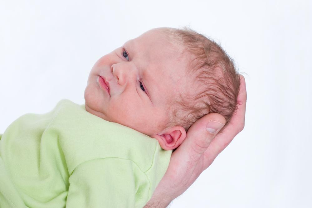 新生児 お腹 の 張り