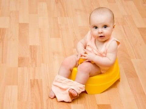 トイレ トレーニング おまる 赤ちゃん