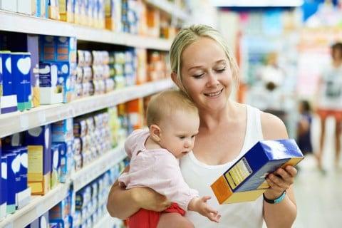 買い物 赤ちゃん ママ 選ぶ ショッピング 離乳食