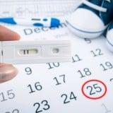妊娠検査薬 カレンダー 陽性反応