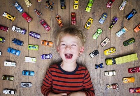男の子 おもちゃ 車 ミニカー 子供 遊