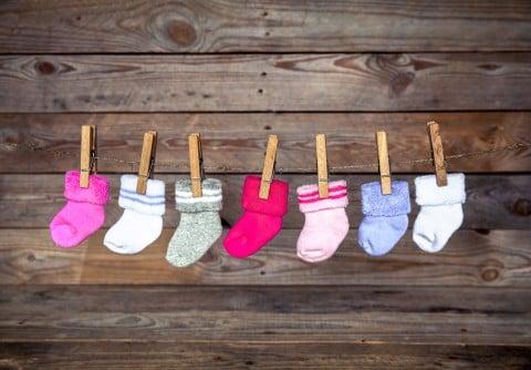 靴下 赤ちゃん 洗濯