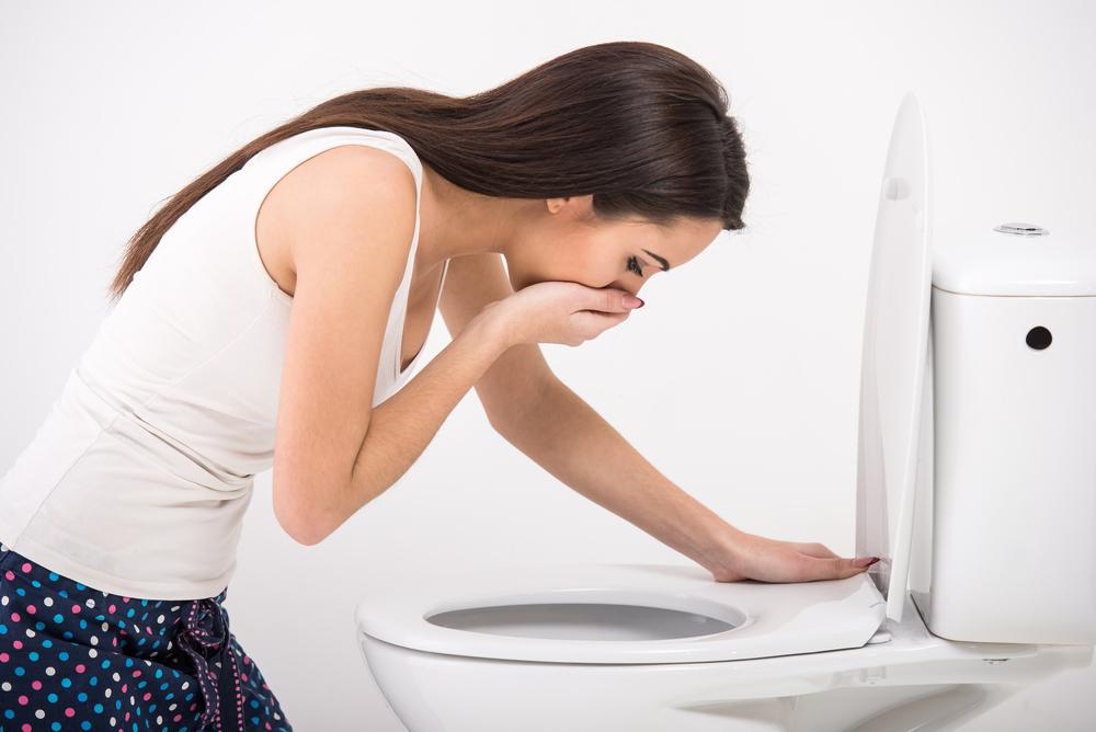 生理前の吐き気!気持ち悪いのは妊娠の兆候?腹痛を伴うことも?