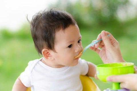 離乳食 食事 おでかけ 外出 公園