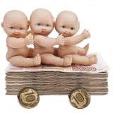 赤ちゃん お金 出産費用