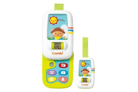 要出典 携帯 おもちゃ コンビ