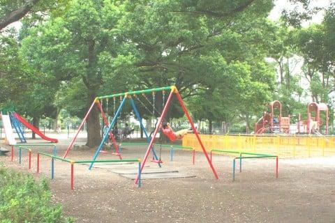 篠崎公園 遊具 児童遊園