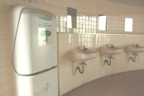 篠崎公園 トイレ おむつ替え