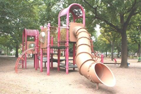 篠崎公園 どんぐり公園 遊具 アスレチック