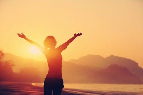 健康 体操 太陽 リラックス