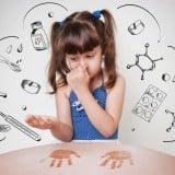 子供 鼻炎 アレルギー カビ ホコリ ハウスダスト