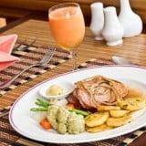 ランチ プレート レストラン 食事 ディナー 料理