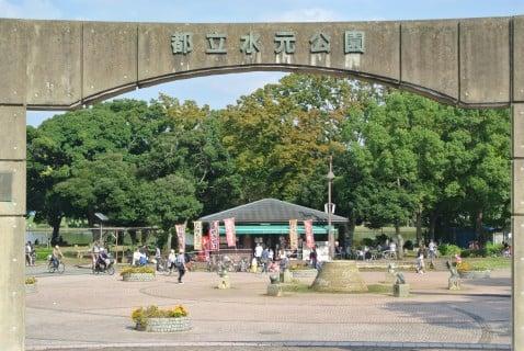 水元公園 売店