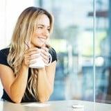 女性 リラックス 元気 カフェ